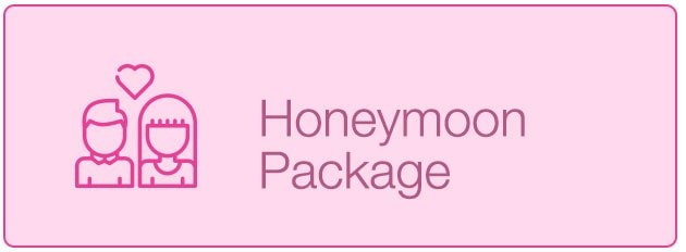 Honeymoon Package, Sojourn Cottages