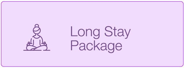 Long Stay Package, Sojourn Cottages
